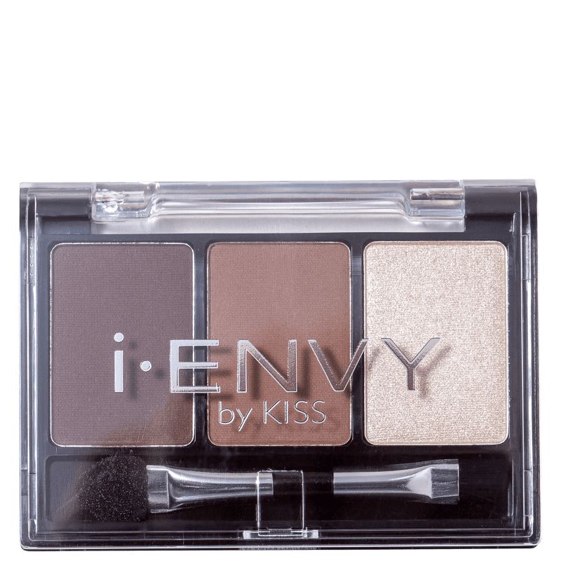 Kiss New York I-Envy by Kiss - Paleta para Sobrancelha 45g