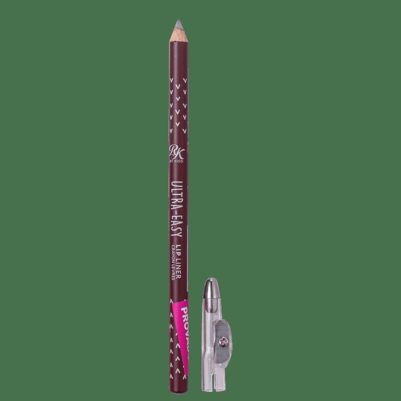 Kiss New York RK by Kiss Ultra-Easy Mauve - Lápis de Boca 1,5g