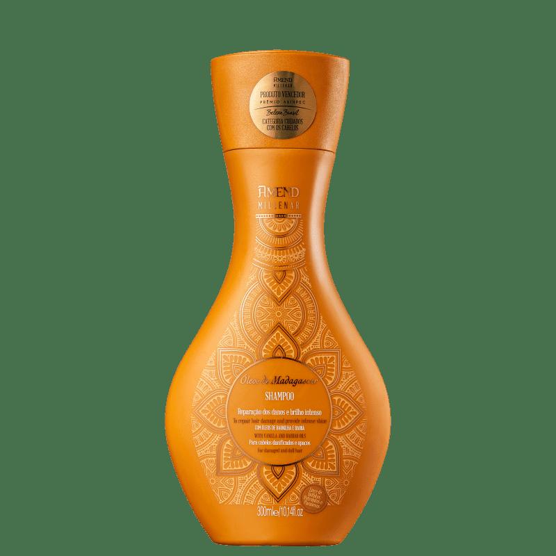 Amend Millenar Óleos de Madagascar - Shampoo 300ml