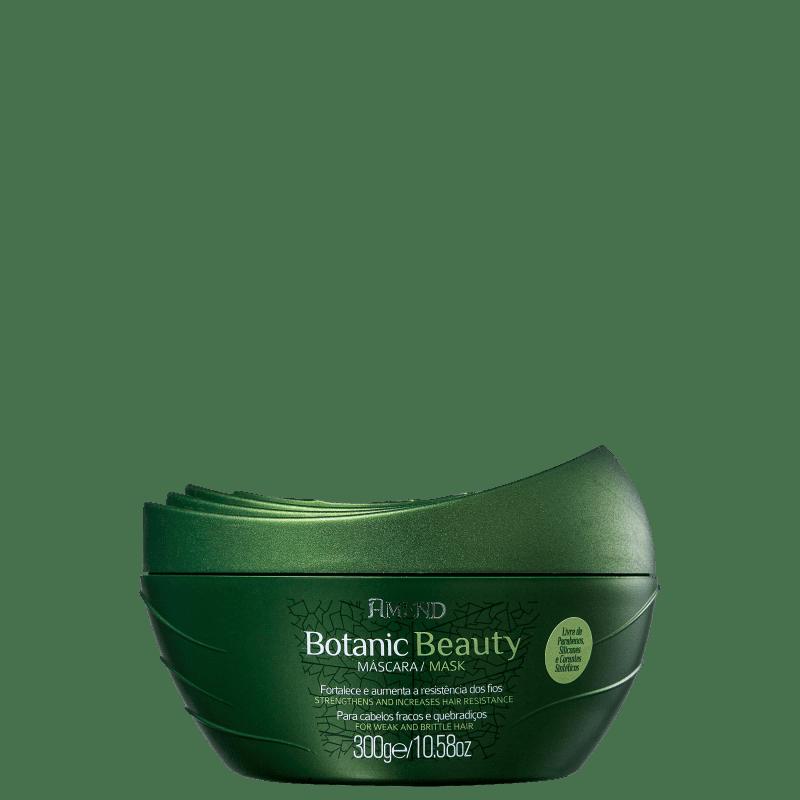 Amend Botanic Beauty Óleo de Monoi e Extratos de Alecrim e Gengibre - Máscara 300g