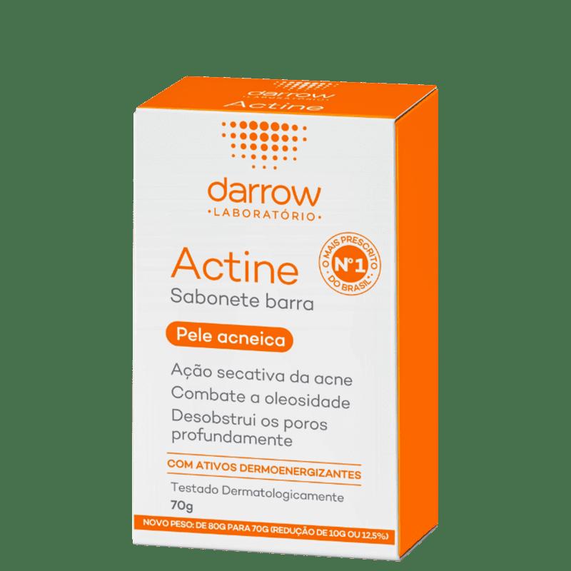 Darrow Actine - Sabonete em Barra 70g