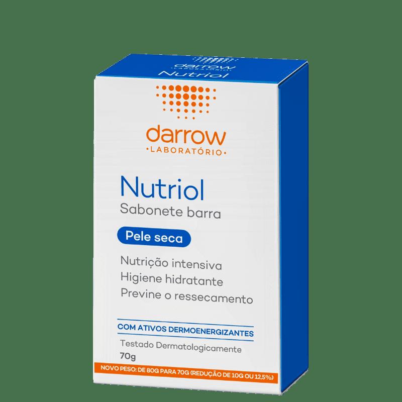 Darrow Nutriol - Sabonete em Barra 70g