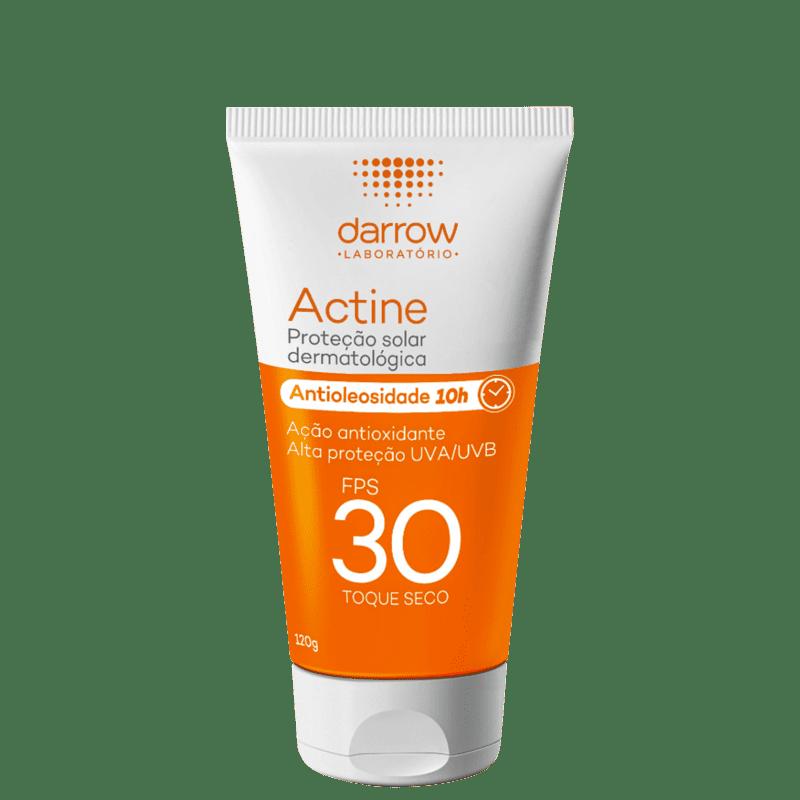 Darrow Actine FPS30 - Protetor Solar Facial 120g