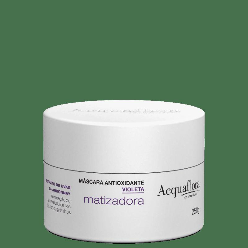 Acquaflora Antioxidante Violeta - Máscara Matizadora 250g
