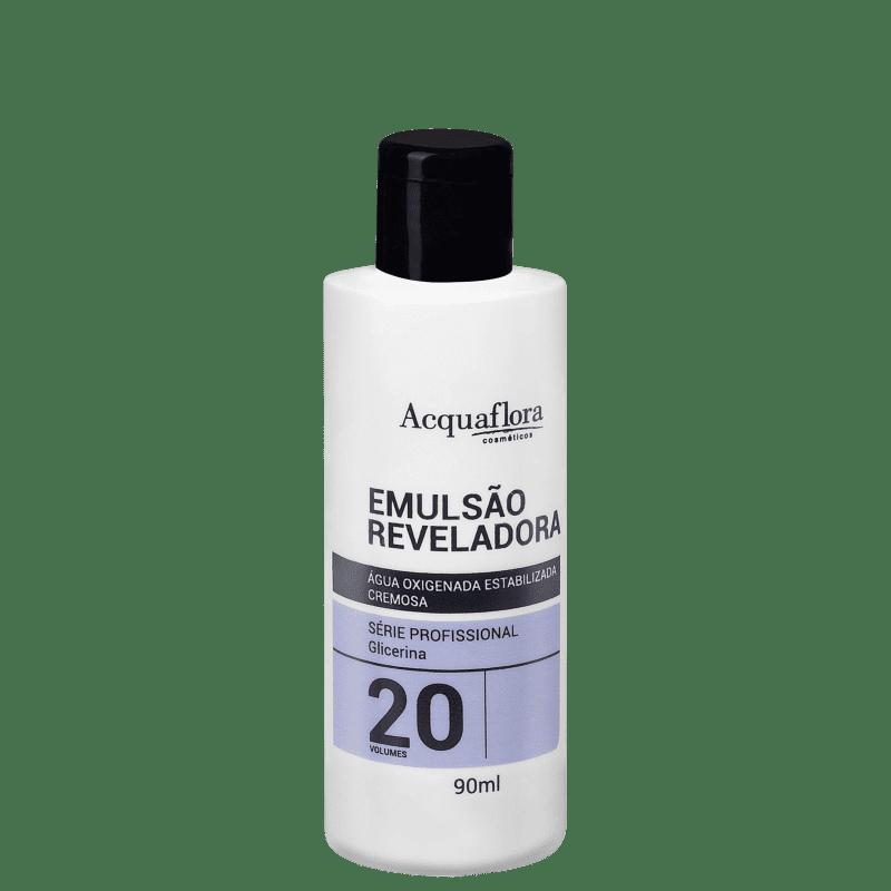 Acquaflora - Emulsão Reveladora 20 Volumes 90ml