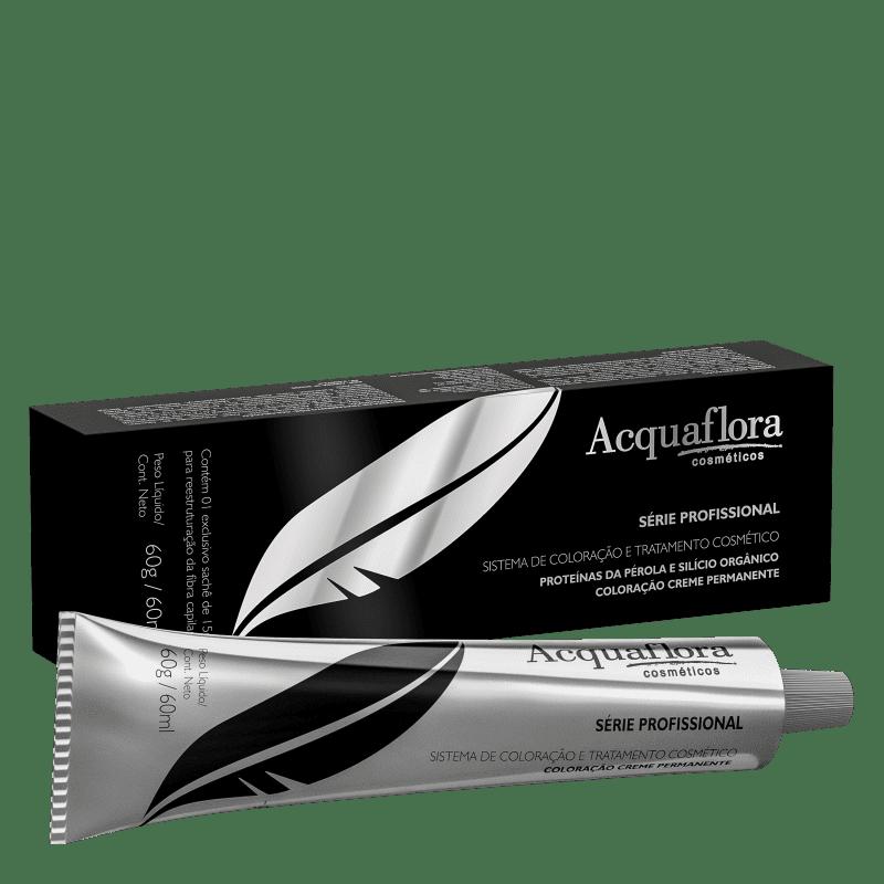 Acquaflora 12.1 Louro Cinza Especial - Coloração Permanente 60g