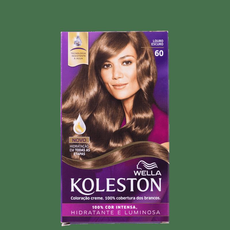 Koleston 60 Louro Escuro - Coloração Permanente