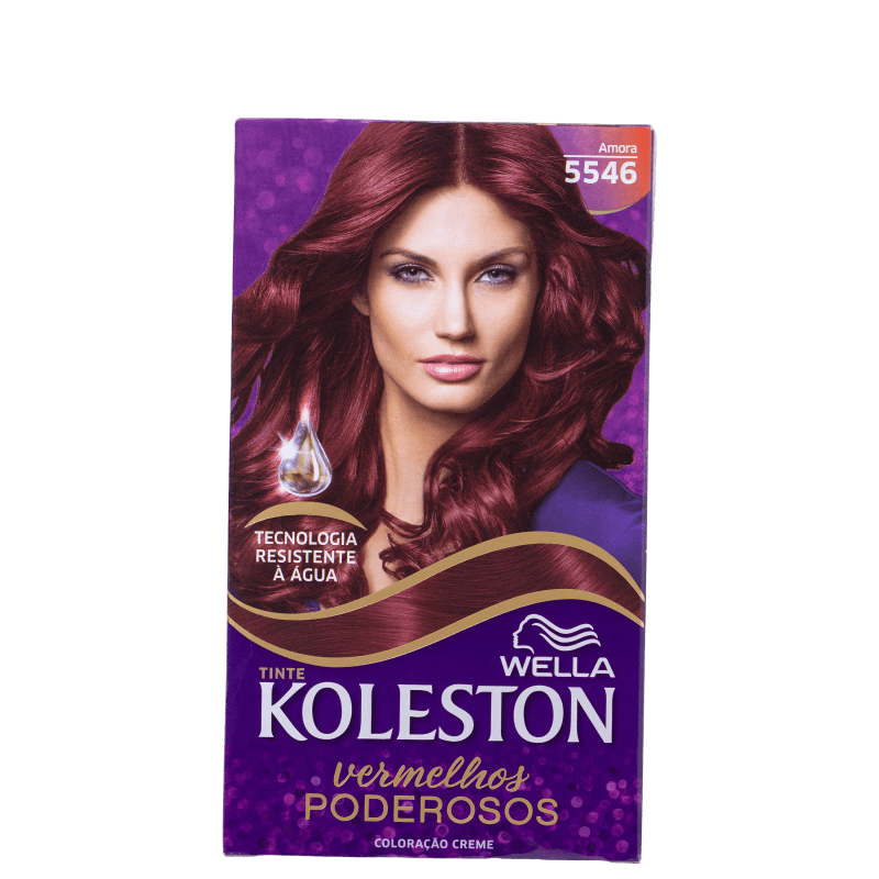 Koleston 5546 Amora - Coloração Permanente
