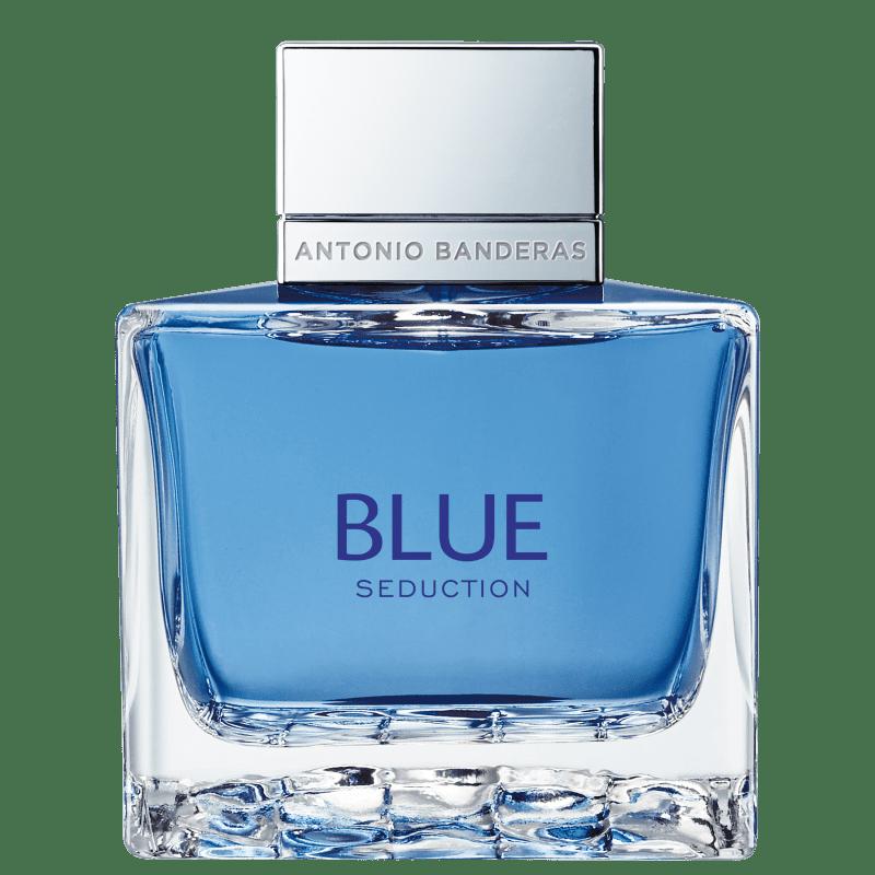 Blue Seduction Antonio Banderas Eau de Toilette - Perfume Masculino 100ml