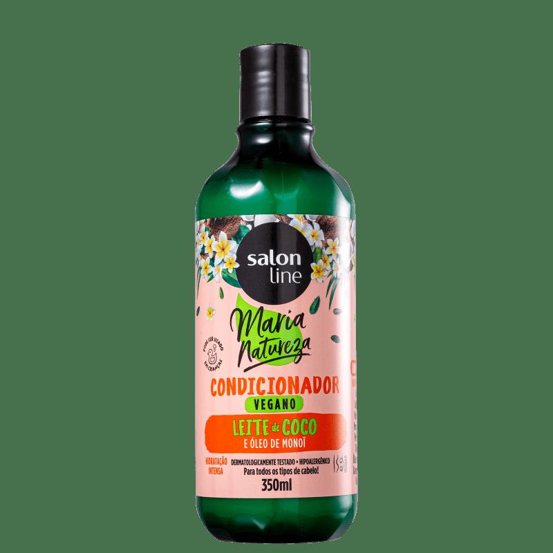 Salon Line Maria Natureza Leite de Coco - Condicionador 350ml