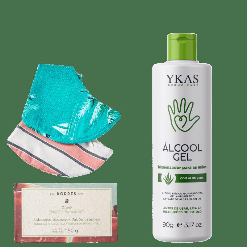 Kit Malwee Cuidados Aloe Vera (4 Produtos)