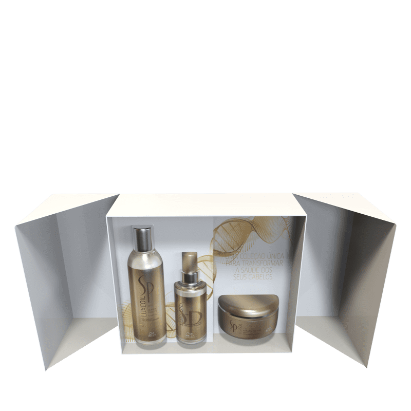 Kit SP System Professional Luxe Oil Triplo