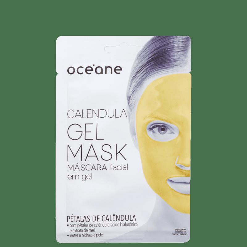 Máscara Facial Océane Calendula Gel One