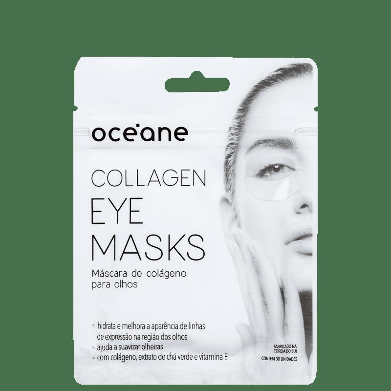 Océane Collagen Eye Masks - Máscara para Área dos Olhos (30 Unidades)