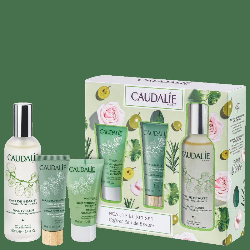 Kit Caudalie Beauty Elixir Set (3 Produtos)
