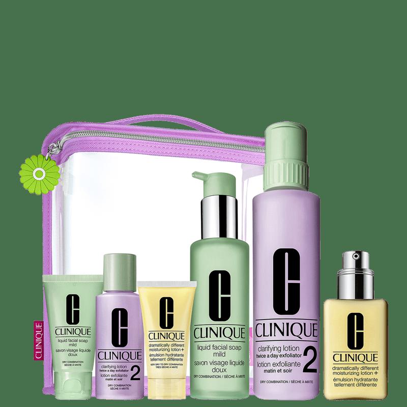 Kit Clinique Great Skin Everywhere (6 Produtos)