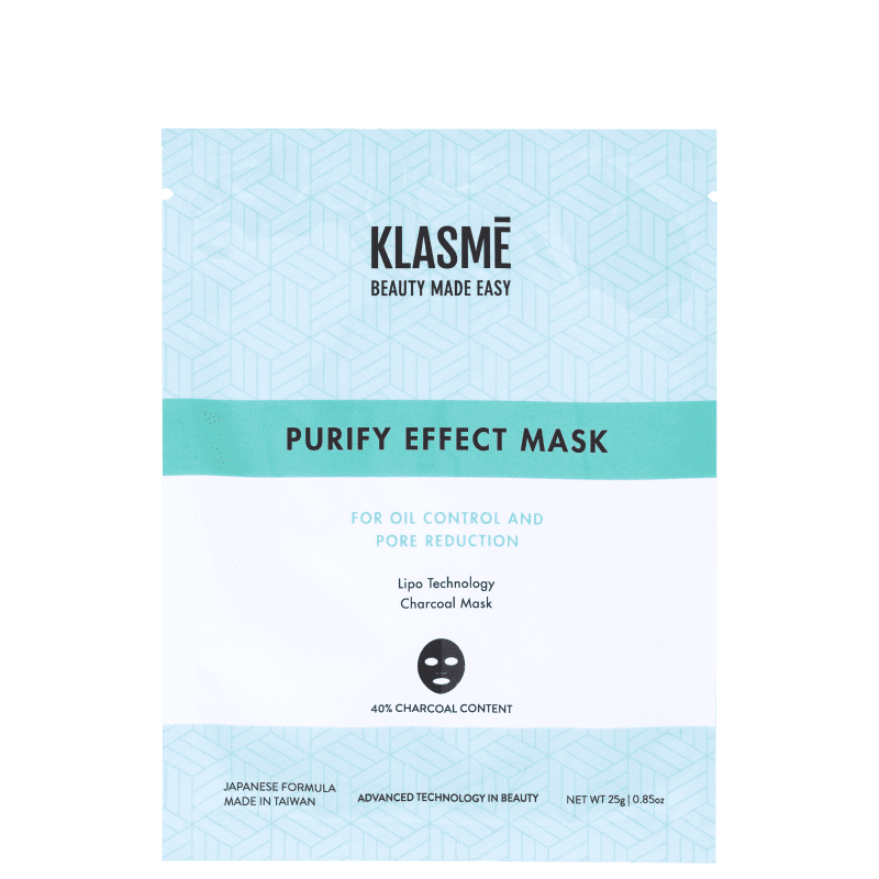 Máscara Facial Klasme Purify Effect 25g