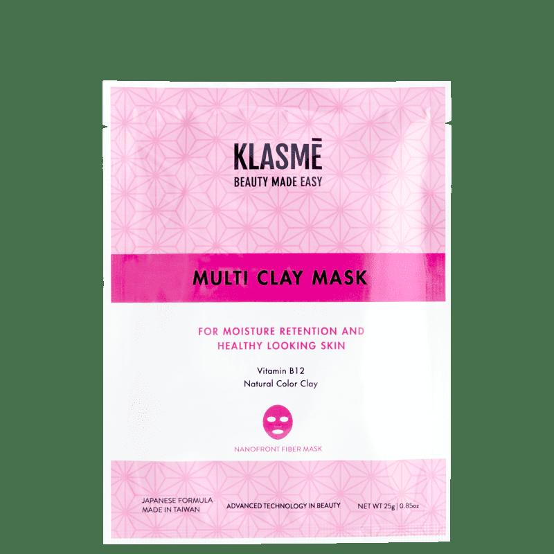 Klasme Multi Clay - Máscara Facial 25g