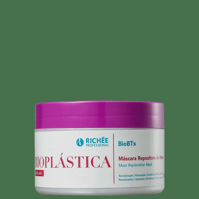Richée Professional Bioplástica BioBTx - Repositor de Massa Capilar 250g