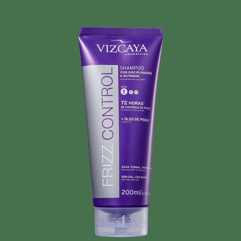 Vizcaya Frizz Control - Shampoo 200ml