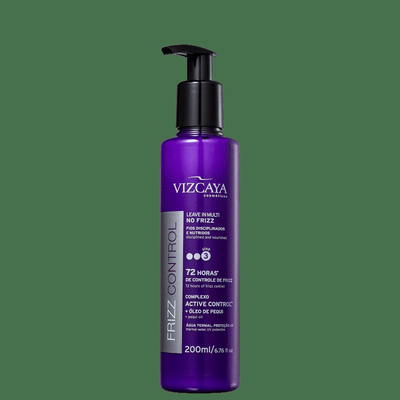 Vizcaya Multi Frizz Control - Leave-in 200ml