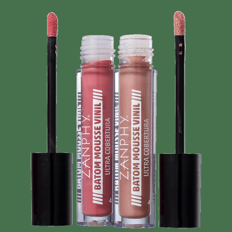 Kit Zanphy Romantic Lips (2 produtos)