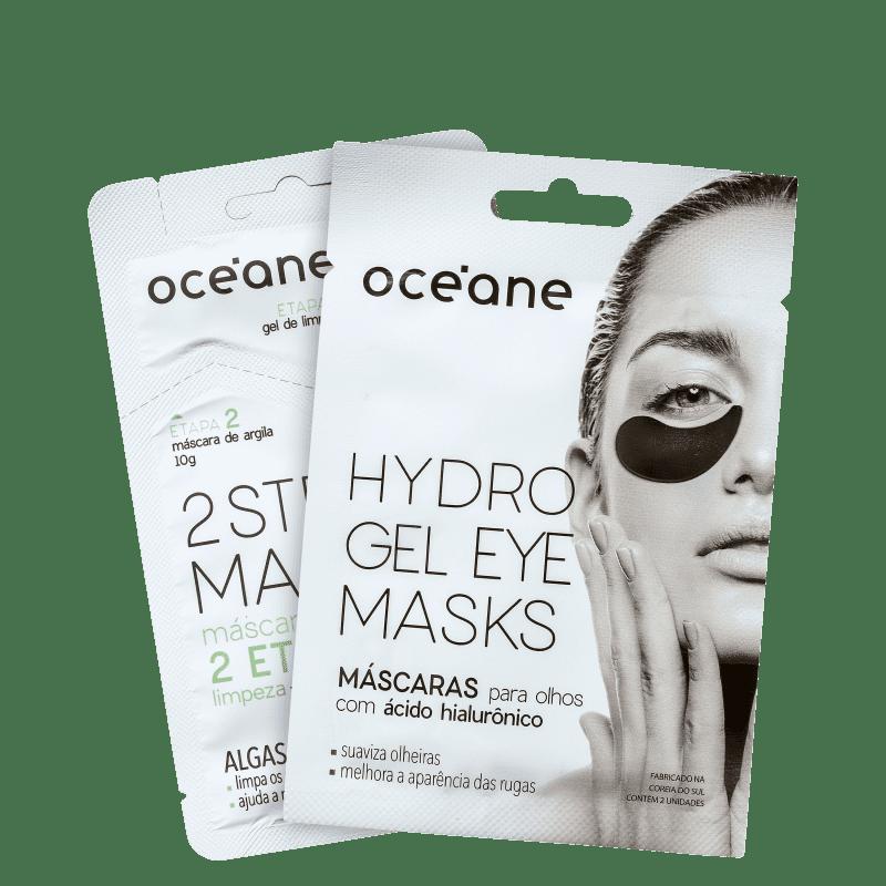 Kit Océane Eye and Face Tea Tree (2 Produtos)