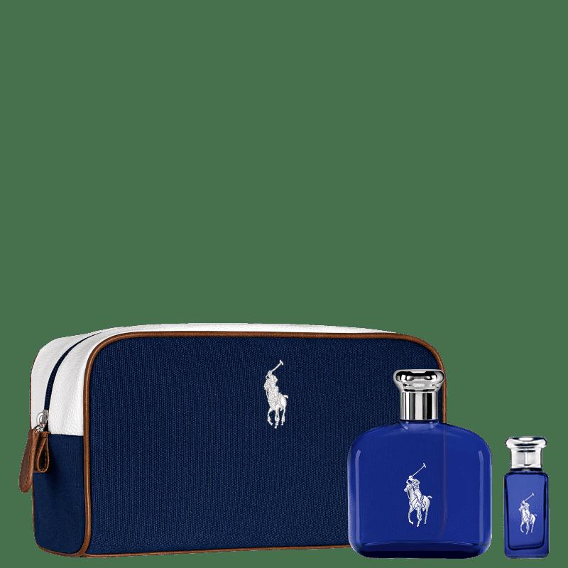 Conjunto Polo Blue Ralph Lauren - Eau de Toilette 125ml + Eau de Toilette 30ml