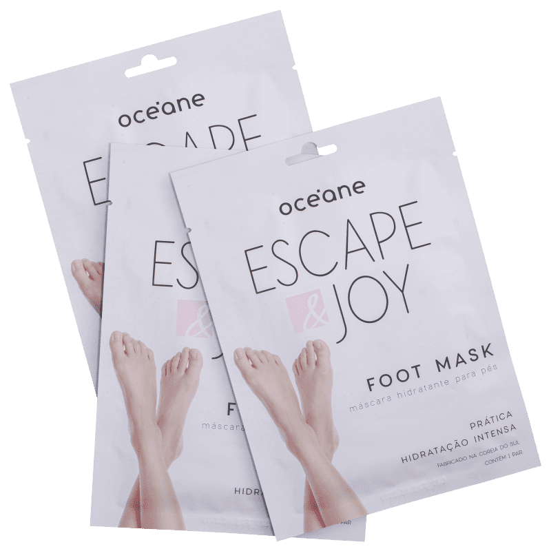 Kit Océane Escape & Joy (3 Unidades)