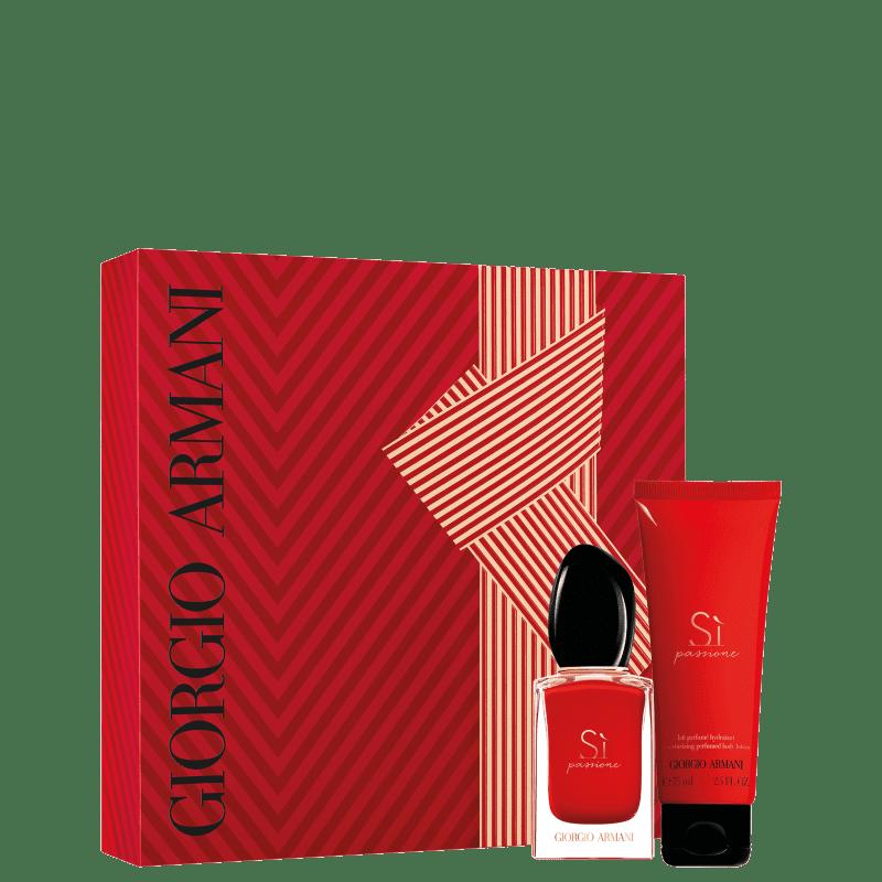 Conjunto Sì Giorgio Armani - Eau de Parfum 30ml + Loção Corporal