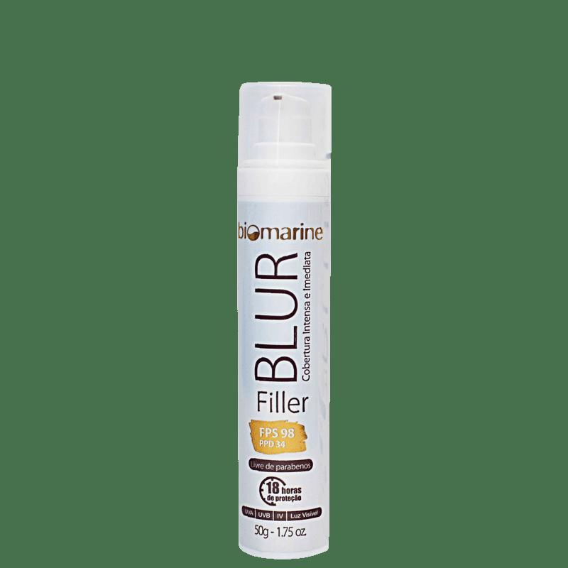 Biomarine Blur Filler FPS 98 Bege - BB Cream 50g