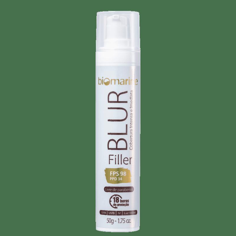 BB Cream Biomarine Blur Filler FPS 98 Bronze 50g