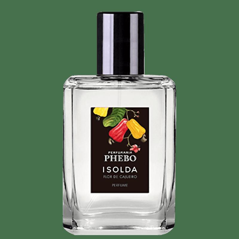 Isolda Flor de Cajueiro Phebo Eau de Parfum - Perfume Unissex 100ml