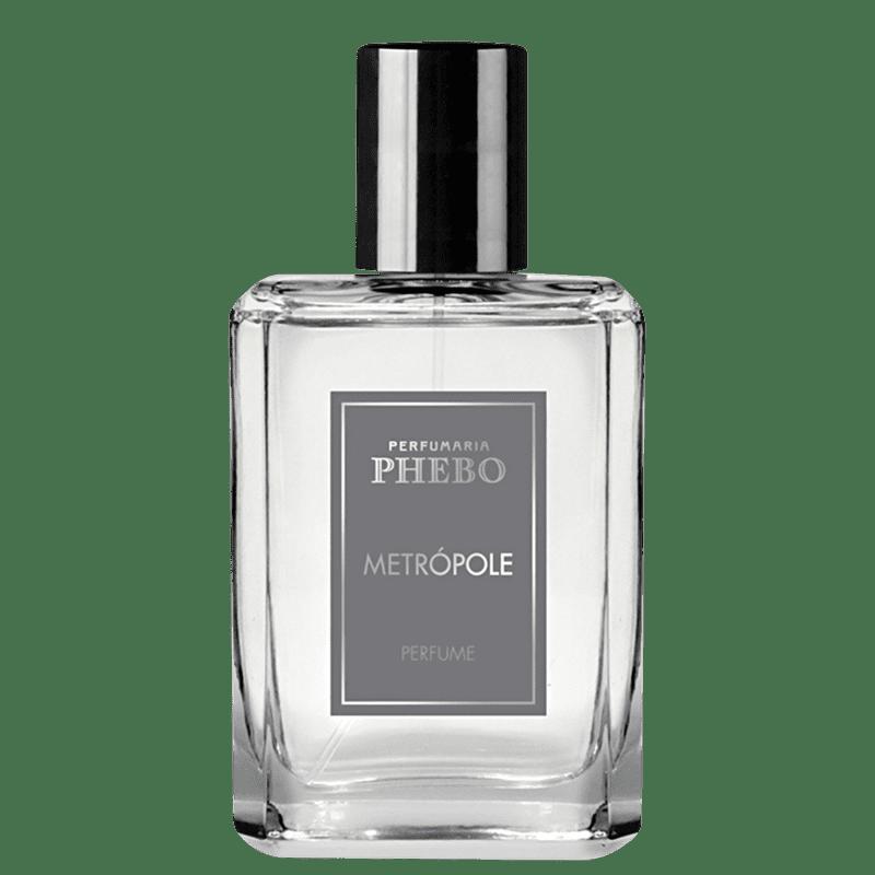 Metrópole Phebo Eau de Parfum - Perfume Unissex 100ml