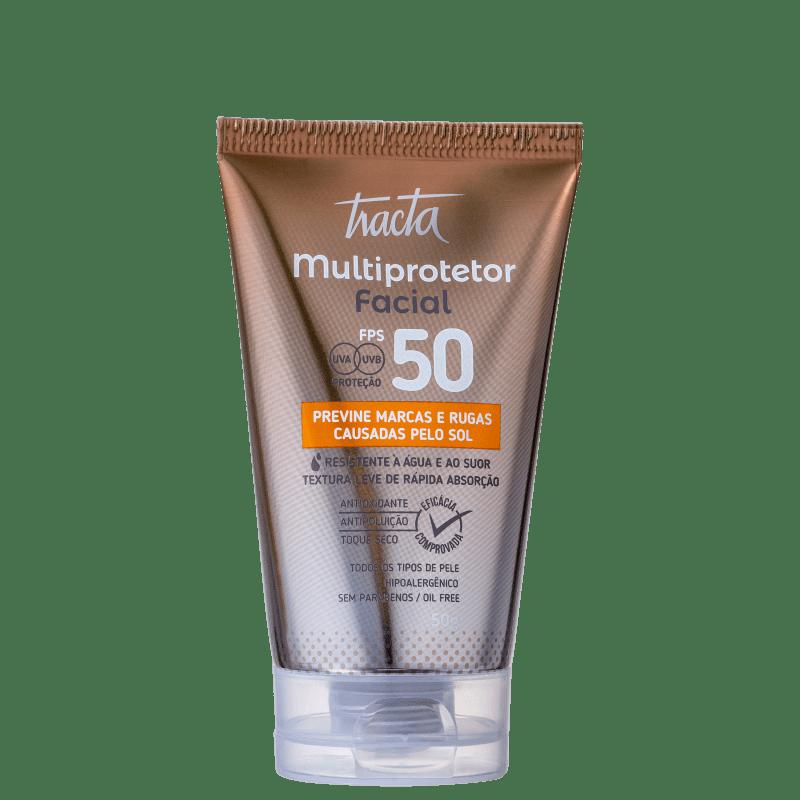 Protetor Solar Facial Tracta Multiprotetor FPS50 50g