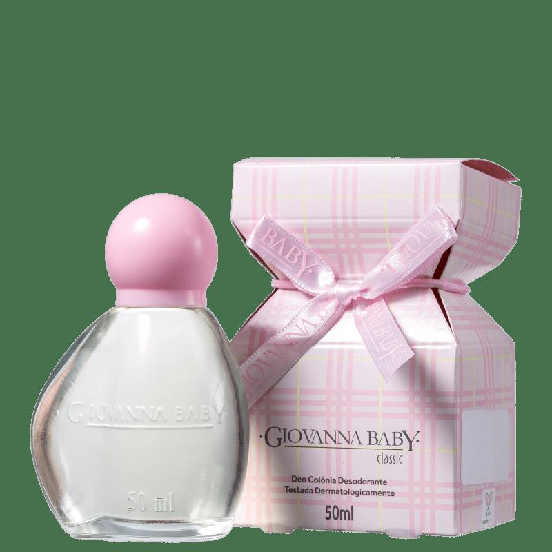 Classic Giovanna Baby Eau de Cologne - Perfume Infantil 50ml