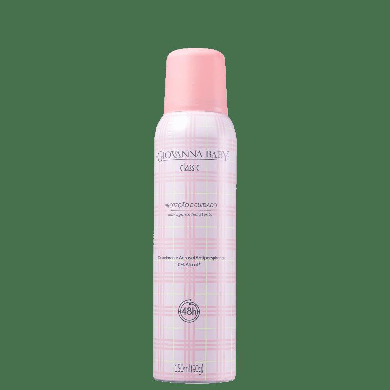 Giovanna Baby Classic - Desodorante Spray 150ml