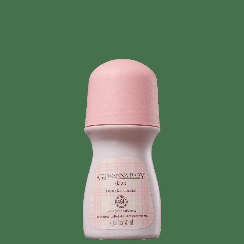 Giovanna Baby Classic - Desodorante Roll-On 50ml