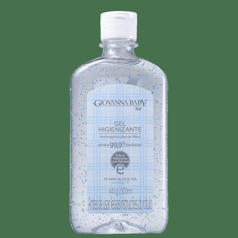 Giovanna Baby Blue Álcool Gel 70% - Gel Antisséptico 500ml