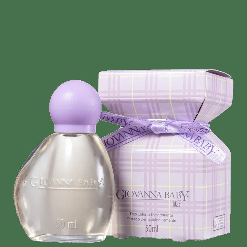 Lilac Giovanna Baby Deo Colônia - Perfume Infantil 50ml