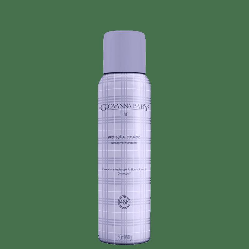 Giovanna Baby Lilac - Desodorante Spray 150ml