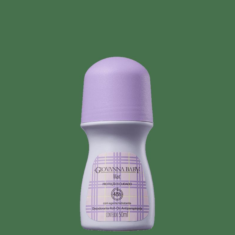 Giovanna Baby Lilac - Desodorante Roll-On 50ml