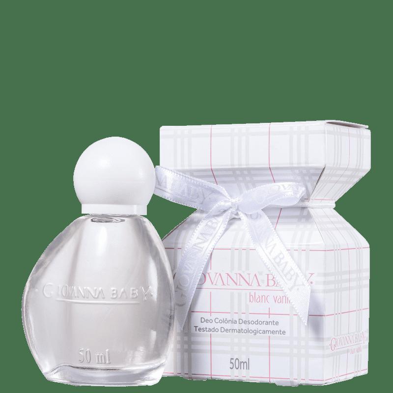 Blanc Vanilla Giovanna Baby Deo Colônia - Perfume Feminino 50ml