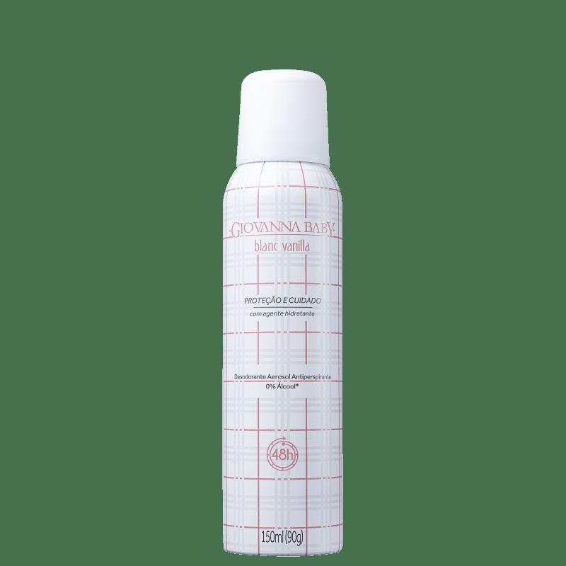 Giovanna Baby Blanc Vanilla - Desodorante Spray 150ml