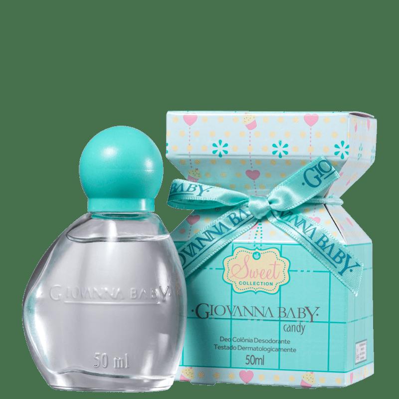 Candy Giovanna Baby Deo Colônia - Perfume Feminino 50ml