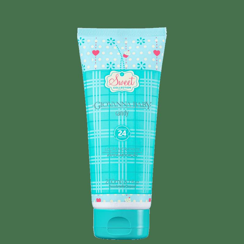 Giovanna Baby Candy - Loção Hidratante Corporal 200ml