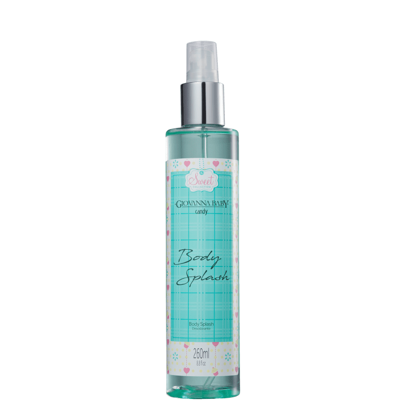 Giovanna Baby Candy - Body Spray Feminino 260ml