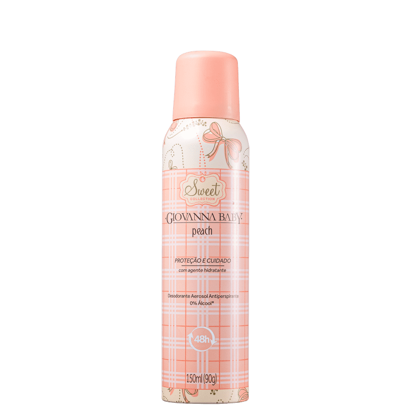 Giovanna Baby Sweet Collection Peach - Desodorante Spray 150ml