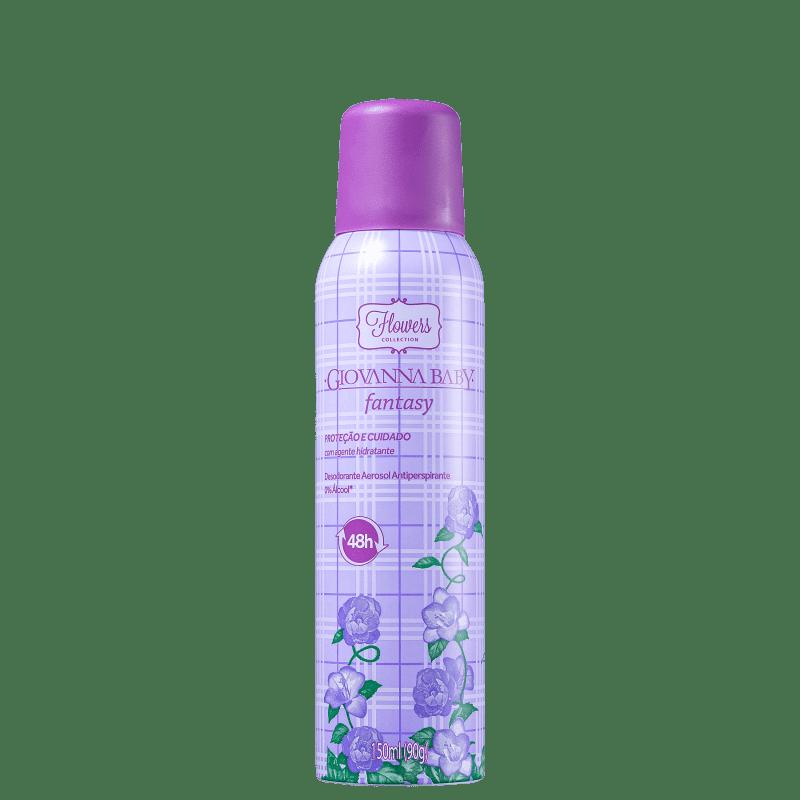 Giovanna Baby Flowers Collection Fantasy - Desodorante Spray 150ml