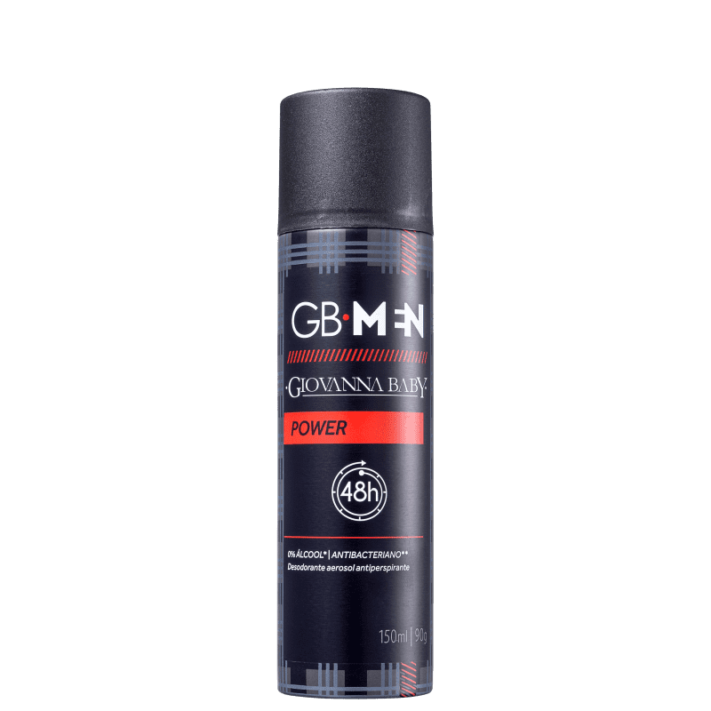 Giovanna Baby GB Men Power - Desodorante Spray Masculino 150ml
